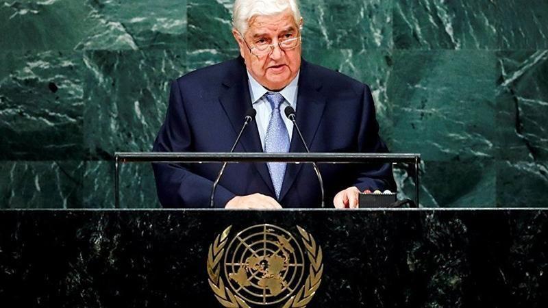 Suriye Dışişleri Bakanı Muallim: Pompeo kim? Tanımıyorum!