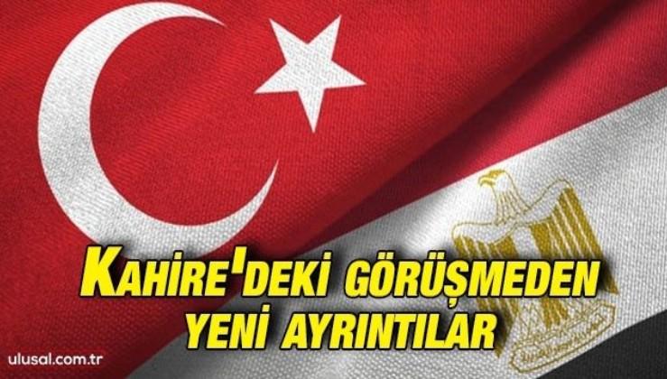 Cumhurbaşkanı Erdoğan'dan Sisi ile görüşme sinyali
