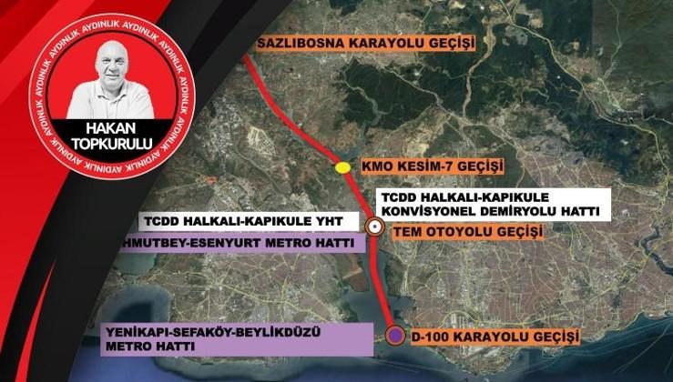 Kanal İstanbul'u yazmak farz oldu