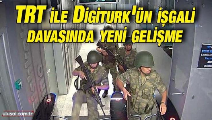 TRT ile Digiturk'ün işgali davası ertelendi