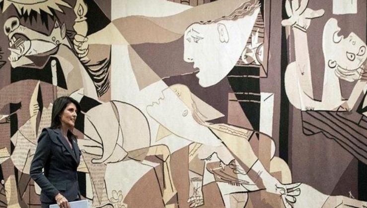 BMGK'ya Rockefeller'dan flaş talep: Guernica'yı geri verin