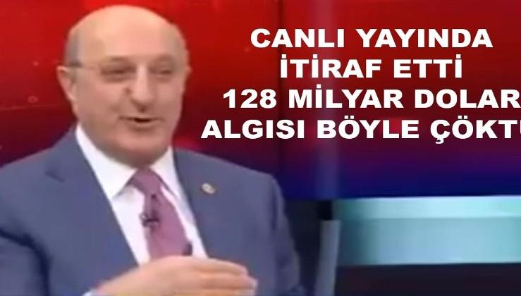 CHP'li İlhan Kesici'den 128 Milyar itirafı: Şimdi bir şey söylersem bizim sorumuzu kırmış olurum.