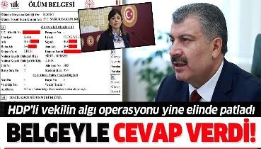 Sağlık Bakanı Fahrettin Koca: Rapor doğru değerlendirme yanlış