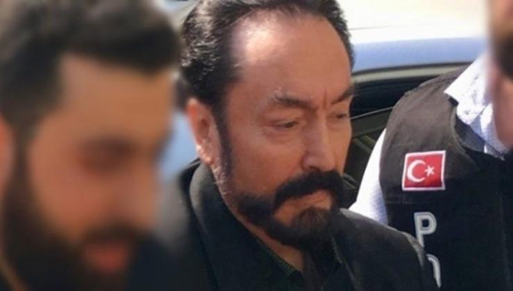 Dubai'den gelen Adnancı tutuklandı.