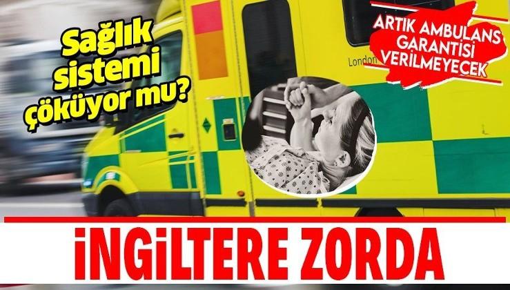 İngiltere'de sağlık sistemi çöküyor mu? Londra'da artık evde yapılacak doğumlarda ambulans garantisi verilemiyor