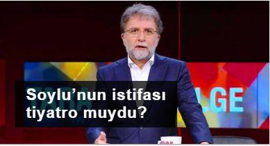 Süleyman Soylu'nun istifası tiyatro muydu?