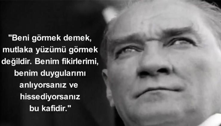 İstanbul ve Ankara illerinden birinin adının değiştirilerek illerden birine Atatürk adı verilmesi için bir kanun önergesi veriliyor meclise
