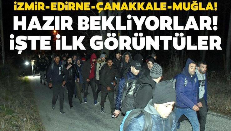 Türkiye'den önemli karar! Mülteciler Avrupa'ya gitmek için sınıra akın ediyor