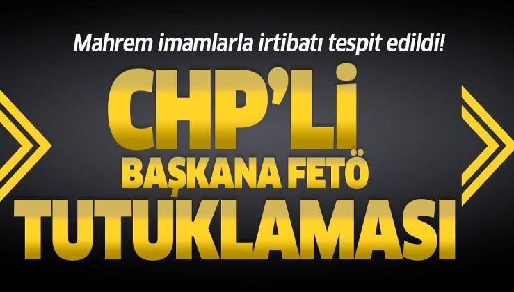 CHP Urla Belediye Başkanı İbrahim Burak Oğuz, FETÖ'den tutuklandı