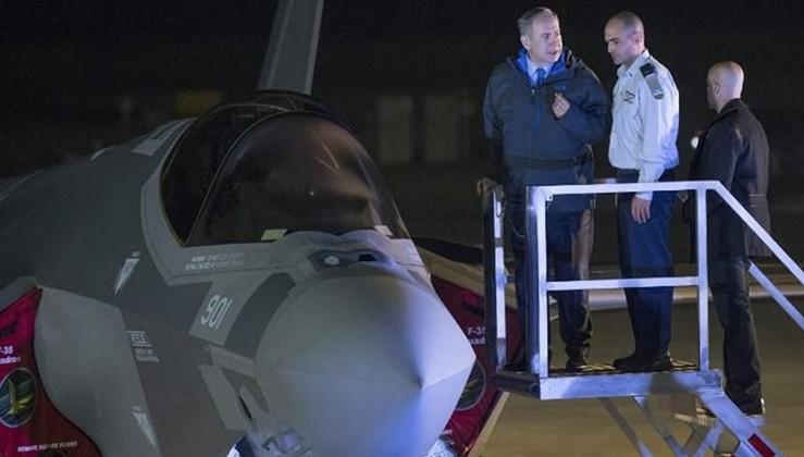 Haaretz: Türkiye'ye F-35 yaptırımı İsrail'in çıkarına
