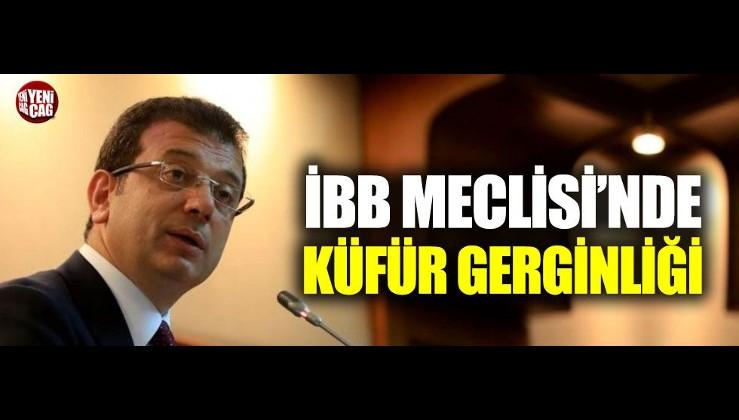 Ekrem İmamoğlu'ndan AK Partili Meclis Üyesi Mehmet Akif Aşıkkutlu'ya küfür!.