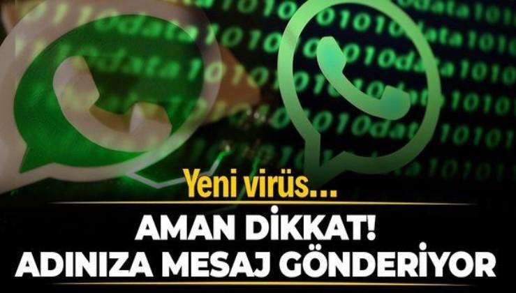 Herkes tehlikede! WhatsApp virüsü bildirimler üzerinden mesajlarınızı kontrol ediyor