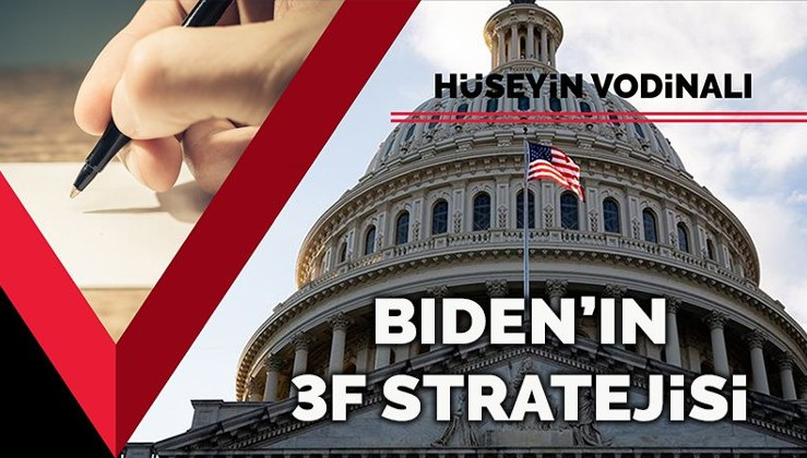 Biden'ın 3F stratejisi