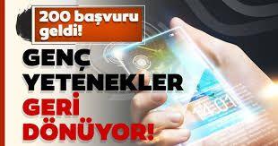 Genç yetenekler geri dönüyor: 30 ülkeden 200'den fazla araştırmacı Türkiye'de araştırmalarını sürdürecek