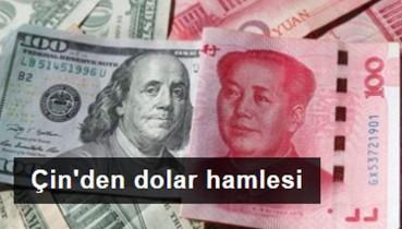 Çin'den dolar hamlesi: Çin Yuanı, ABD Doları karşısında bir günde 648 puan değer kazandı