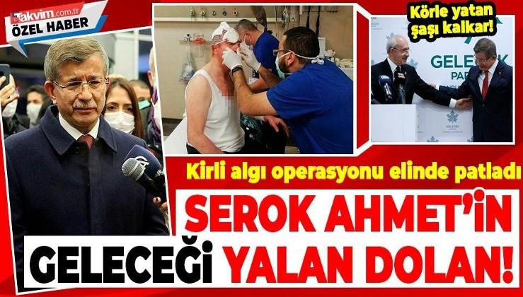 Serok Ahmet'in hayatı yalan dolan olmuş! Selçuk Özdağ konuştu, Ahmet Davutoğlu'nun kirli algı operasyonu elinde patladı