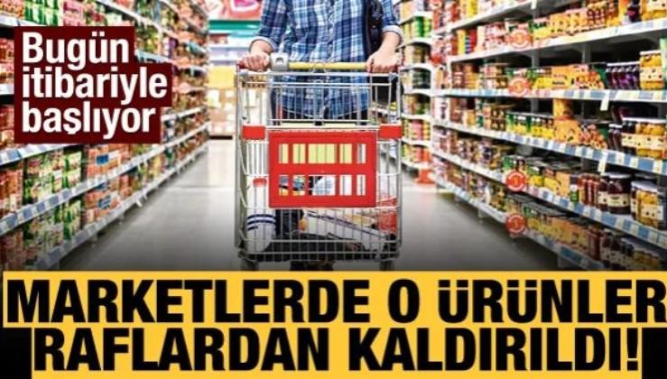 Marketlerde ped satılacak mı? Ped almak yasaklandı mı?