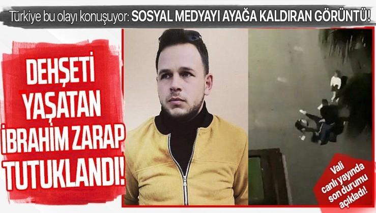 Samsun'da kadına şiddet dehşeti: Cani koca İbrahim Zarap tutuklandı!