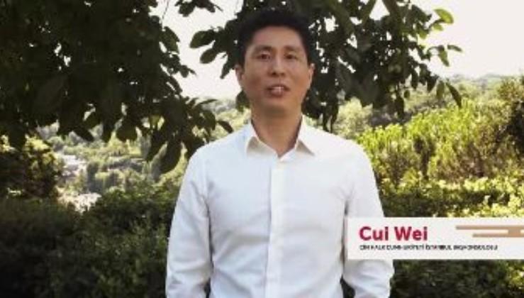 Çinli diplomattan videolu Kurban Bayramı mesajı