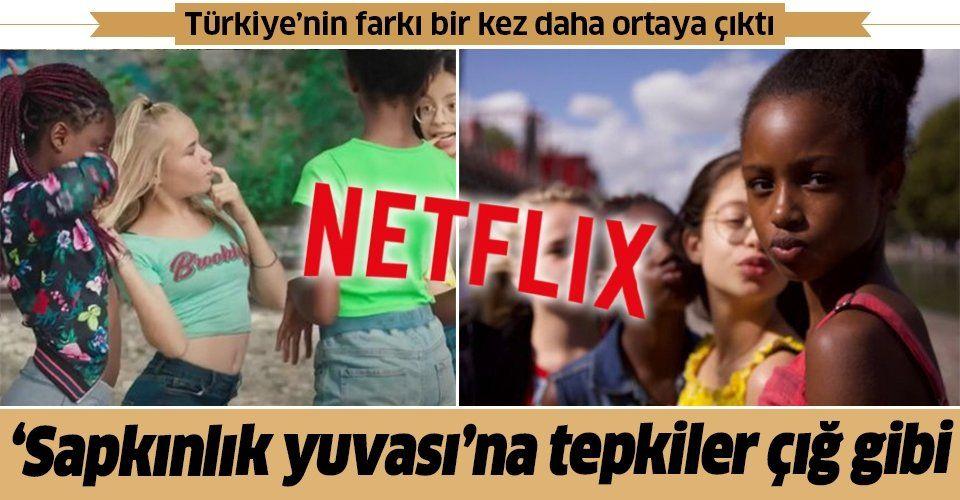 Sapkınlık yuvası Netflix'e tepkiler çığ gibi büyüyor! Çocuk istismarı içeren Cuties (Minnoşlar) filmi katalogdan çıkarılacak