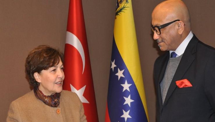 Venezuela Ankara Büyükelçisinden Osmanlı çıkışı!