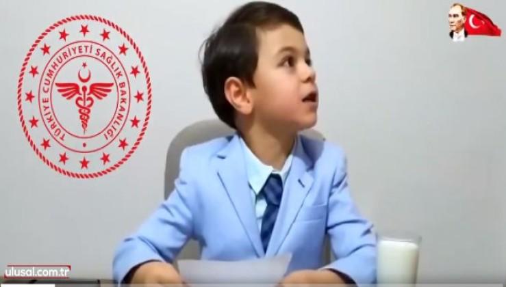 İŞTE BİLİM KURULU ÜYELERİ! Koca'nın paylaştığı 'Bana Yaklaşma' videosu gülümsetti