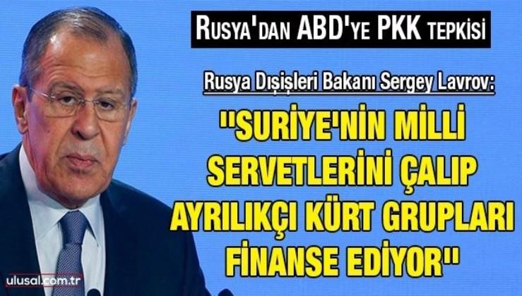 Rusya'dan ABD'ye PKK tepkisi