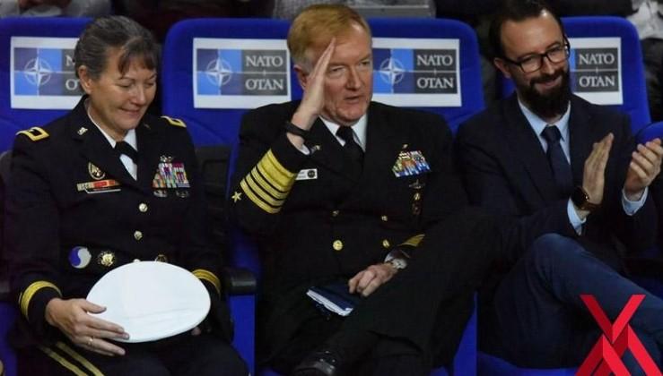 NATO komutanı FETÖ üniversitesinde