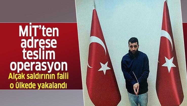 Son dakika: PKK'lı Ferhat Tekiner, MİT'in operasyonuyla Irak'tan Türkiye'ye getirildi