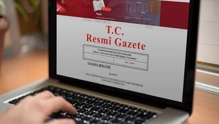 Son dakika: Resmi Gazete'de yayımlandı! Bazı alanlar teknoloji geliştirme bölgesi ilan edildi