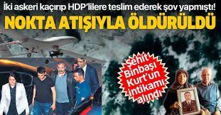 Binbaşı Ercan Kurt'un katili PKK'lı terörist Şefik Körman Amanoslar'da öldürüldü