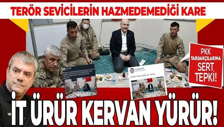 İçişleri Bakanı Süleyman Soylu'dan Sözcü gazetesi yazarı Yılmaz Özdil'e sert tepki!