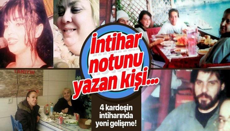 İstanbul Fatih'te intihar eden 4 kardeş hakkında flaş gelişme!