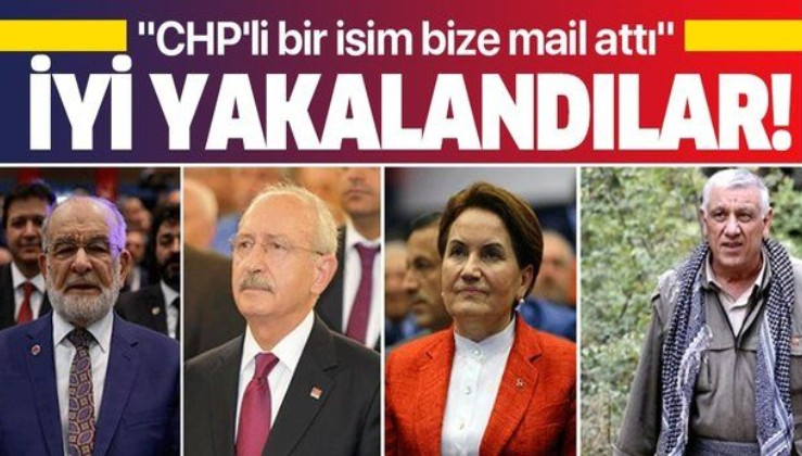 İyi yakalandılar! CHP, İYİ Parti, Saadet Partisi ve HDPKK'dan ülkeye ihanet gibi anayasa metni