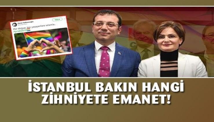 İstanbul bakın hangi zihniyete emanet!