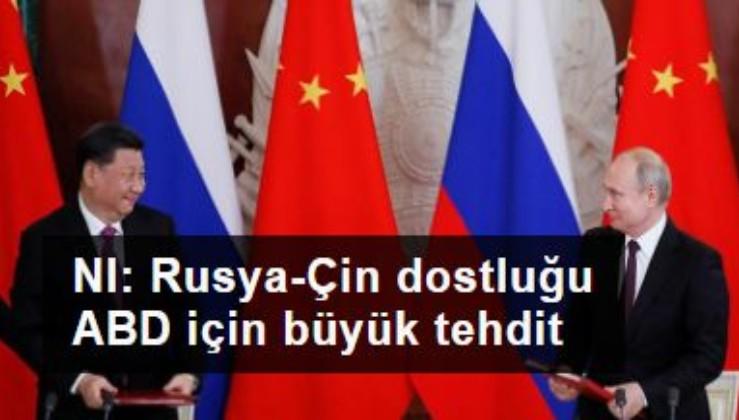 National Interest: Pekişen Rusya-Çin ilişkileri, ABD için çok büyük bir tehdit