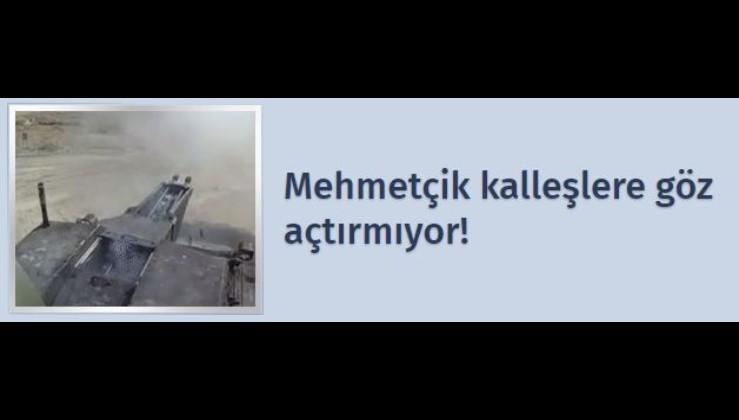Barış Pınarı bölgesine yönelik havan saldırısı gerçekleştiren 5 PKK'lı terörist etkisiz hale getirildi