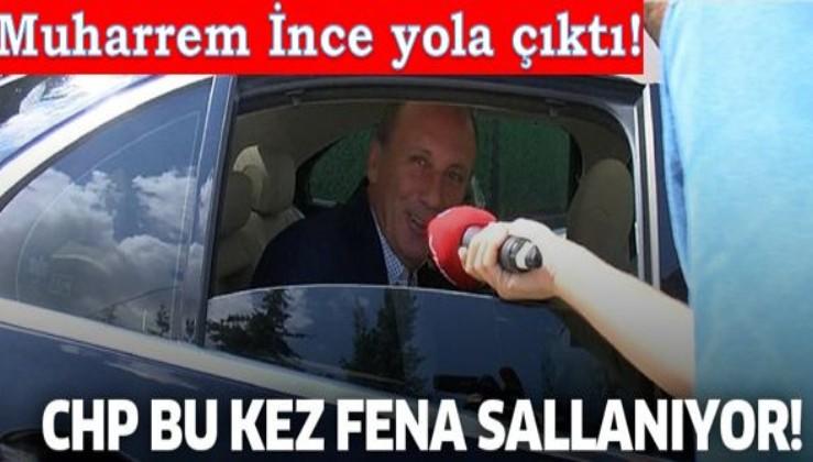 İnce: Ankara'ya gidiyorum, perşembe açıklama yapacağım