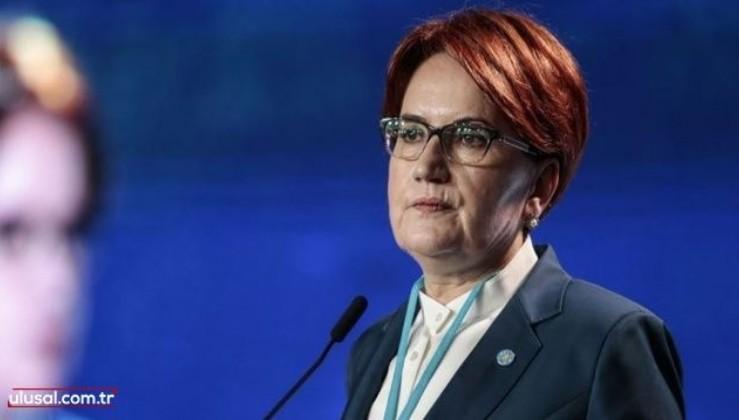 Meral Akşener, Genel Başkanlık için kurultayda tek aday olacak