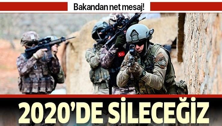"""Süleyman Soylu: """"TERÖR ÖRGÜTÜNÜ TARİHE GÖMECEĞİZ""""."""