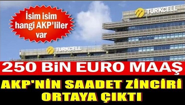 AKP'lilerin maaşlarını böyle ifşa etti
