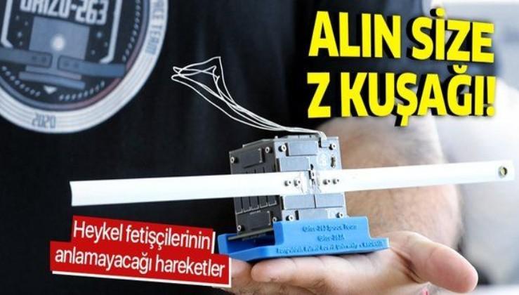 """Türkiye'nin ilk cep uydusu """"Grizu-263A"""" uzay yolculuğu için gün sayıyor"""