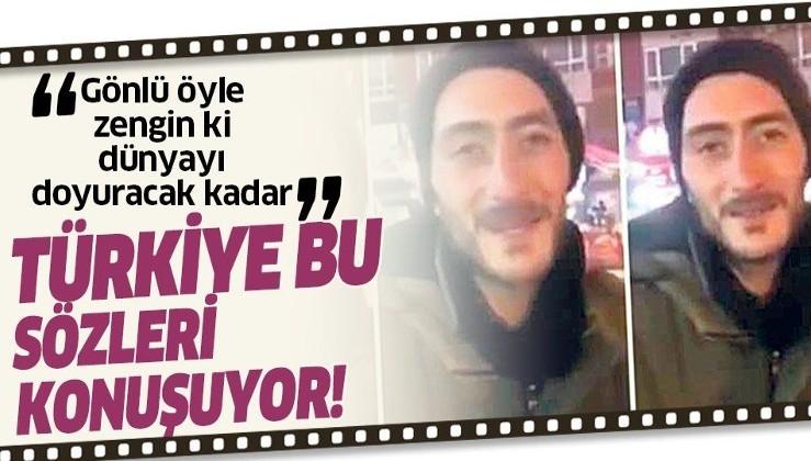 """Türkiye, sözleriyle yüreklere dokunan Hasan Maden'i konuşuyor: """"Gönlü dünyayı doyuracak kadar zengin""""."""
