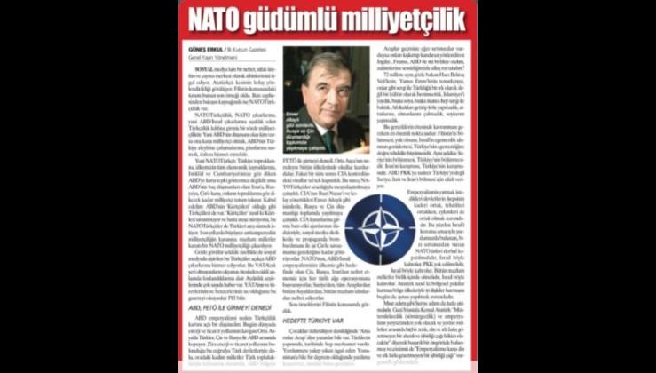 NATO güdümlü milliyetçilik