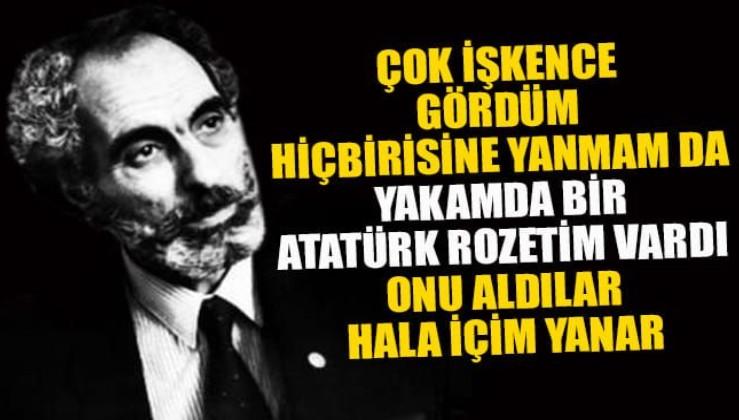 Can Azerbaycan'ın bağımsızlık önderi Ebulfez Elçibey.