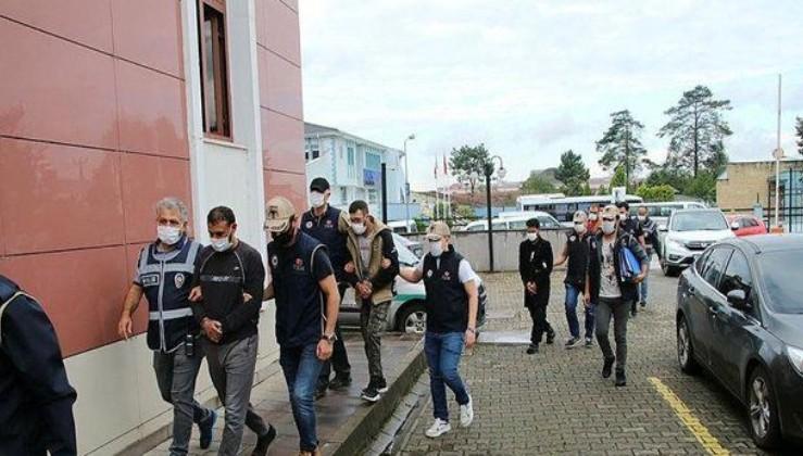 DEAŞ operasyonunda yabancı uyruklu 7 kişi yakalandı