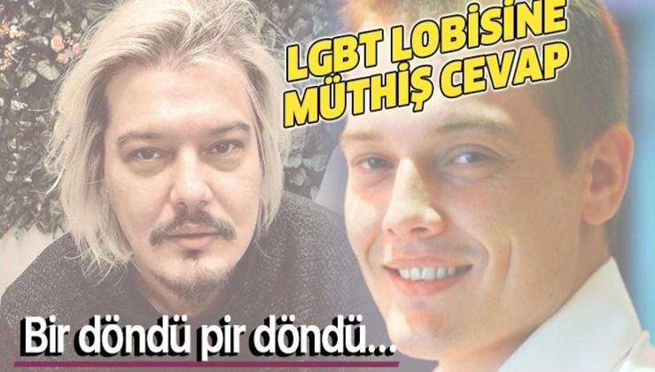 Oyuncu Arda Kural'dan Lutilere (LGBT): Eşcinselliğe gelince Lut Kavmine kadar gitmeyi biliyorlar