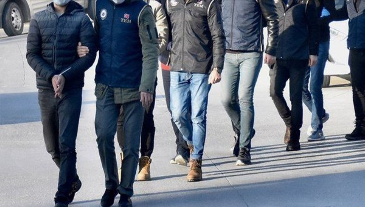 SON DAKİKA! Ankara'da DEAŞ operasyonu! Gözaltılar var
