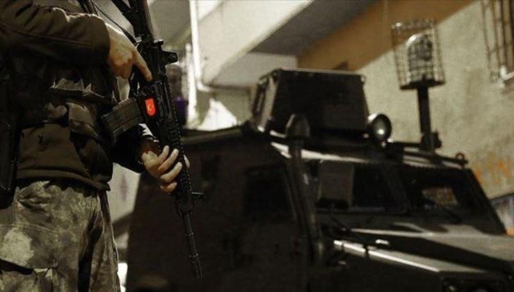 SON DAKİKA: Mardin'de DEAŞ'a darbe! Sözde vali koruması yakalandı