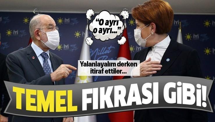 Temel Karamollaoğlu'ndan Meral Akşener'in 'anayasa çalışmasını reddedelim' teklifine itiraf gibi yanıt!